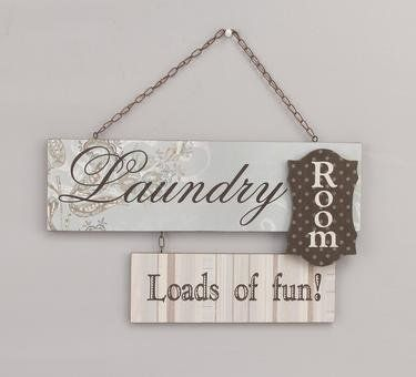 Laundry Room Wall Plaques Amazon Wood Laundry Room Wall Plaque Yi 113346 Home