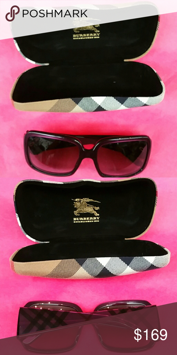 93500e92e5aa Spotted while shopping on Poshmark  Authentic Burberry Sunglasses!  poshmark   fashion  shopping  style  Burberry  Accessories  Burberryhandbags