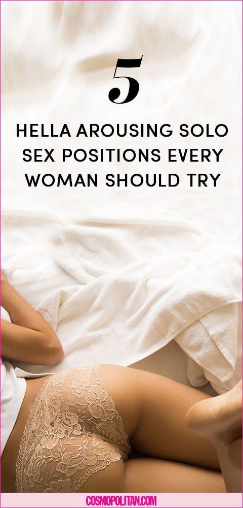 Are masturbation position woman all