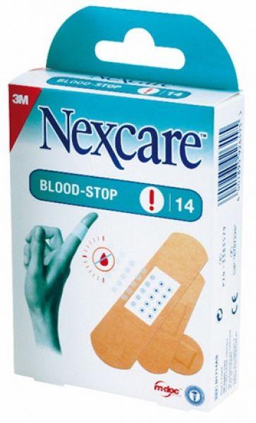 3m Nexcare Pansement Hemostatique Blood Stop Pansement