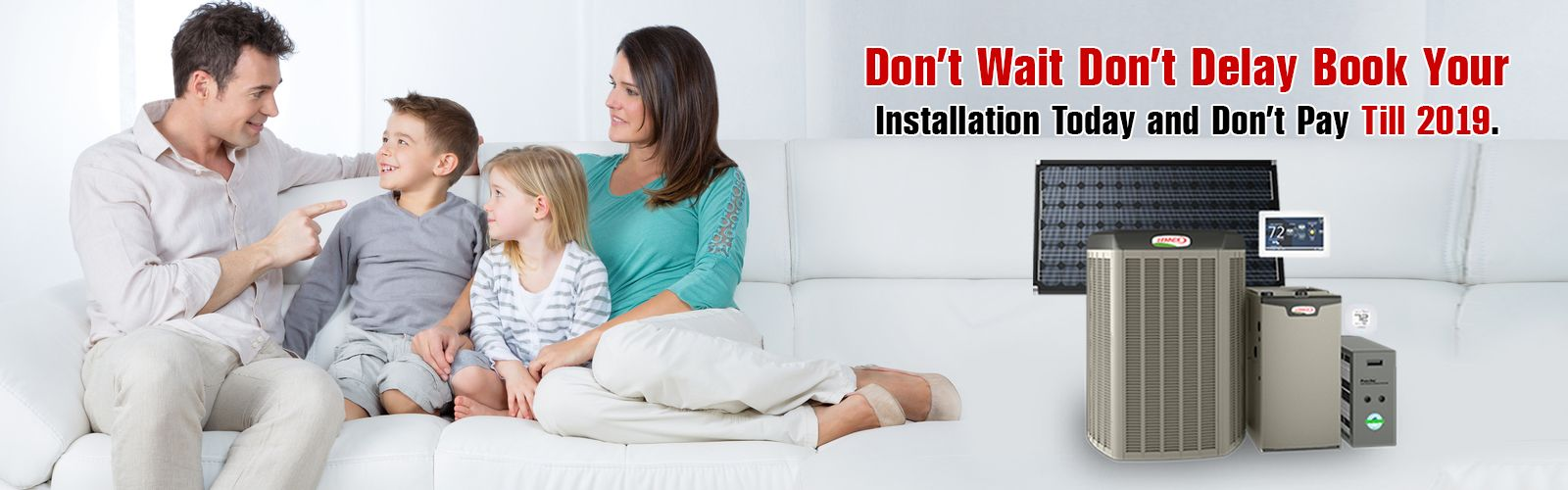 We Sell Install Maintain Repair Replace And Relocate Furnaces