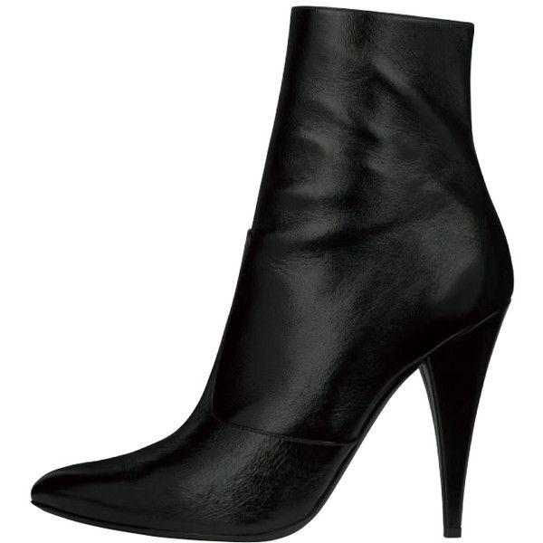 シューズ ❤ liked on Polyvore featuring shoes, boots, ankle booties and boots/booties