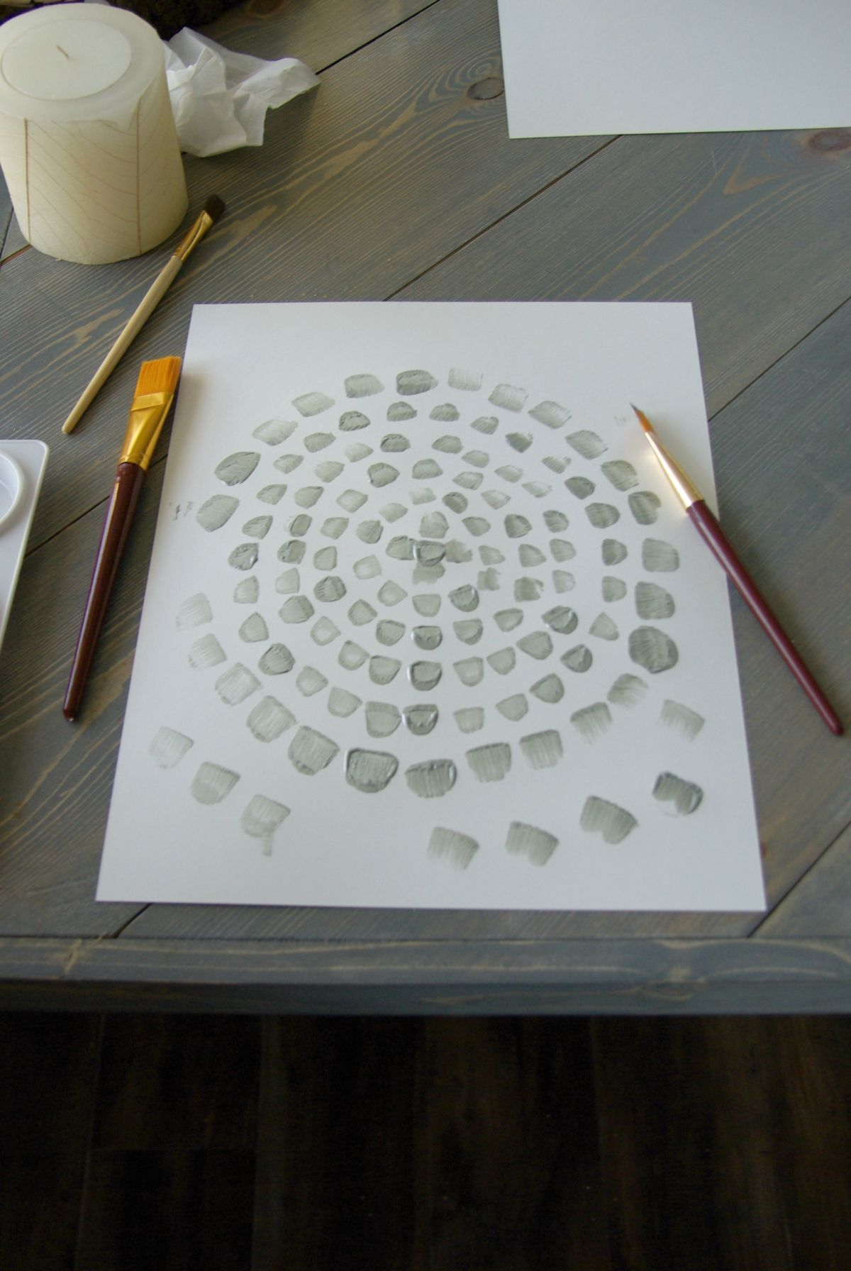 diy canvas wall art a low cost way to add art to your on canvas wall art id=43831