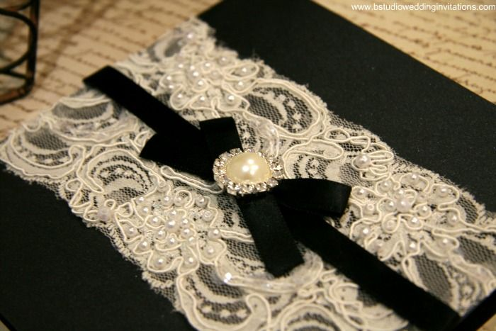 17 Best images about Wedding Invites – Black and White Vintage Wedding Invitations