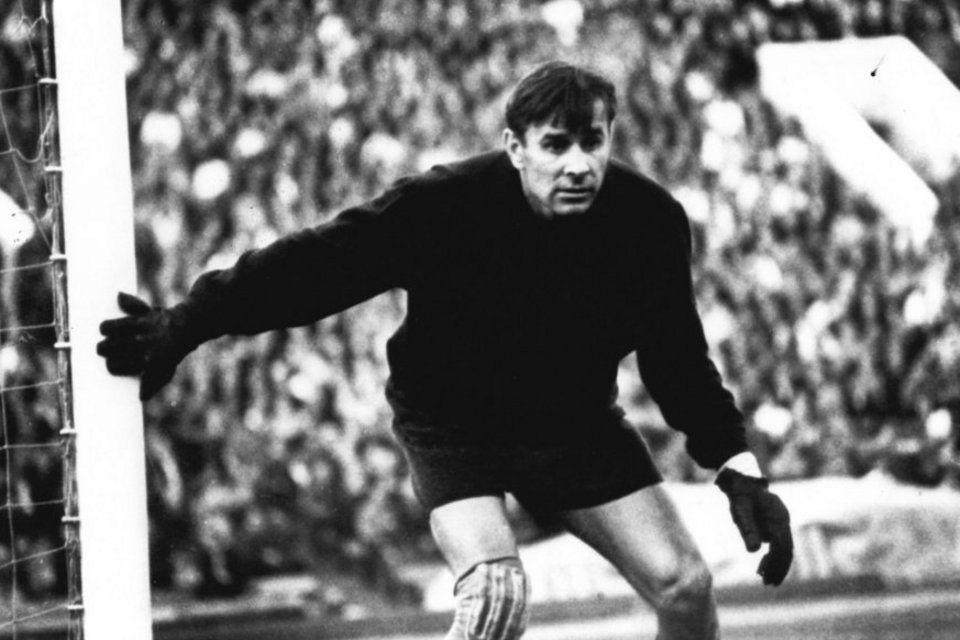 LEYENDAS DEL FÚTBOL. Lev Yashin, Selección #URSS.