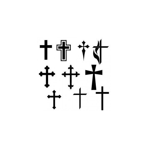 Plain Tattoo Designs For A Cross Tattoos Tattoos Cross Tattoo