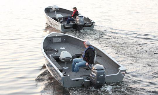 alumacraft 185 competitor tiller | Boats | Hull boat ...