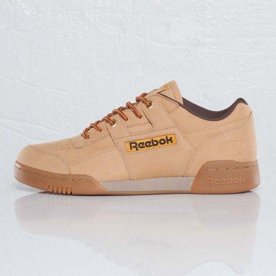 Caterpillar x Reebok Workout Plus - SneakerNews.com  c90e844c7362