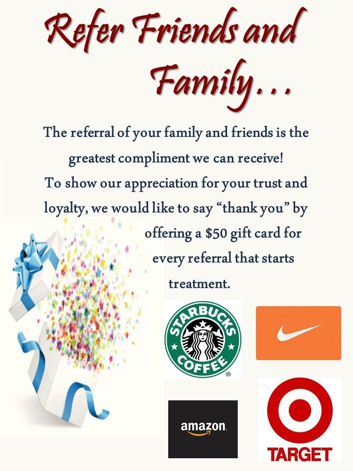 Orthodontic Referral Rewards Program Orthodontics Marketing Dental Office Marketing Dental Marketing