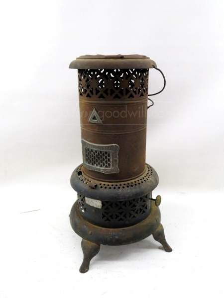 Vintage Antique Perfection Smokeless Oil Heater Oil Heater