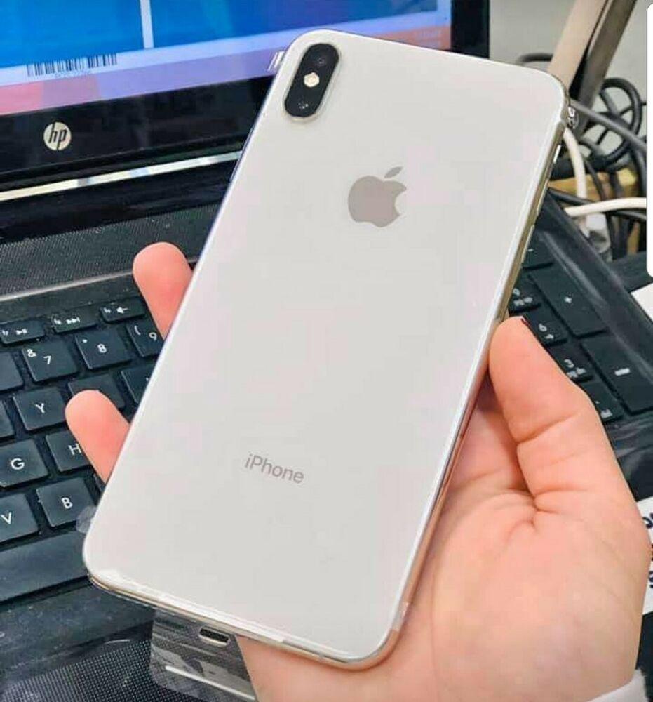 Apple Iphone Xs Max 512gb Silver Unlocked A1921 Cdma Gsm Iphone Xs Iphonexs Iphone Apple Iphone Smartphone