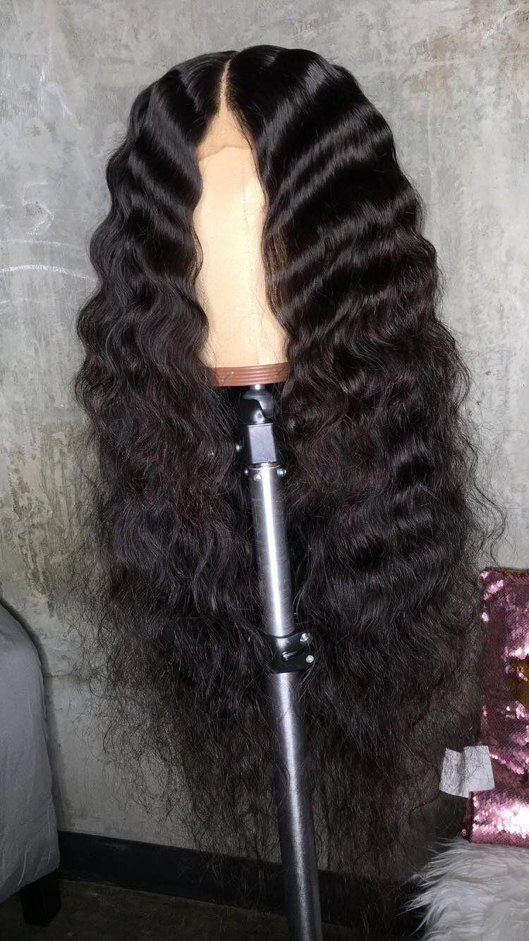 Brazilian%20body%20wave%2024,26,28%20W/%2016%20inch%20Closure%20%20Unprocessed%20hair%20comes%20in%20natural%2…  | Long hair styles, Natural hair styles, Hair styles