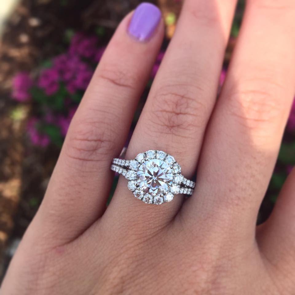 20 Verragio Engagement Rings You Need to See | Verragio rings, Ring ...