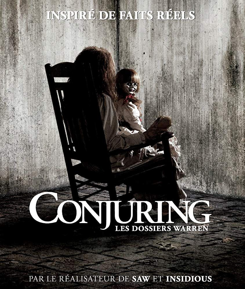 The Conjuring (2013)   The conjuring, Download movies, Full movies download 7 Best horror movies on Netflix 2021