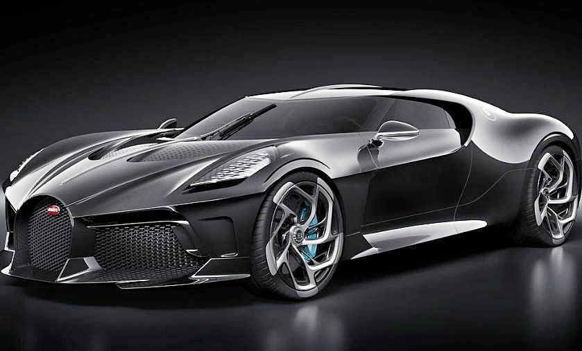 Who Bought The World S Most Expensive Car Bugatti La Voiture Noire For 19m Best Luxury Cars Most Expensive Car Bugatti Cars