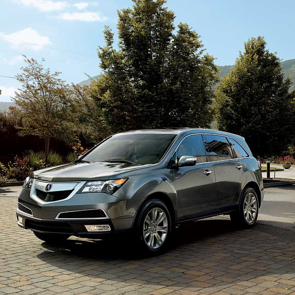 Criswell Acura 2013 Acura MDX