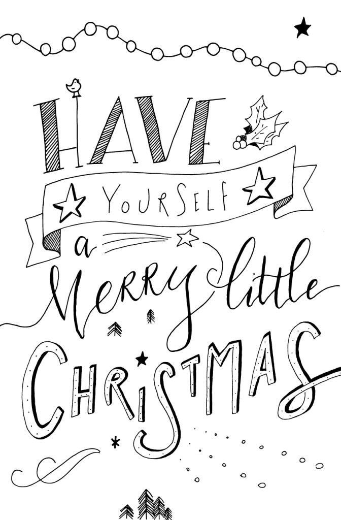Coloring Rocks Christmas Coloring Pages Merry Christmas Coloring Pages Christmas Words
