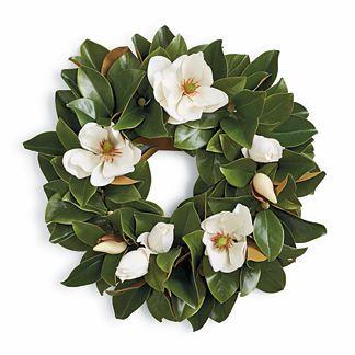 Photo of Magnolia wreath | Front gate