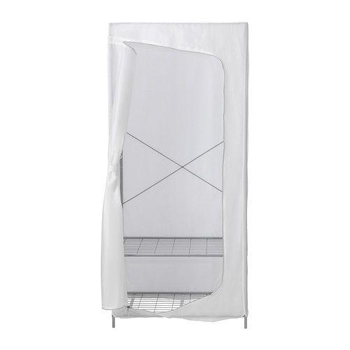 Breim Wardrobe White Home Goods Decor Ikea Adjustable