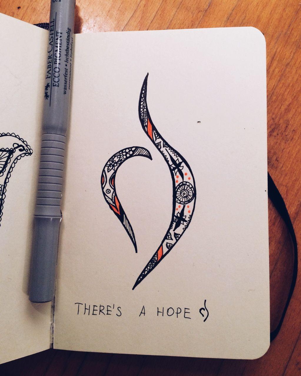 #neda | Tumblr | NEDA Symbol | Recovery tattoo, Symbolic ...