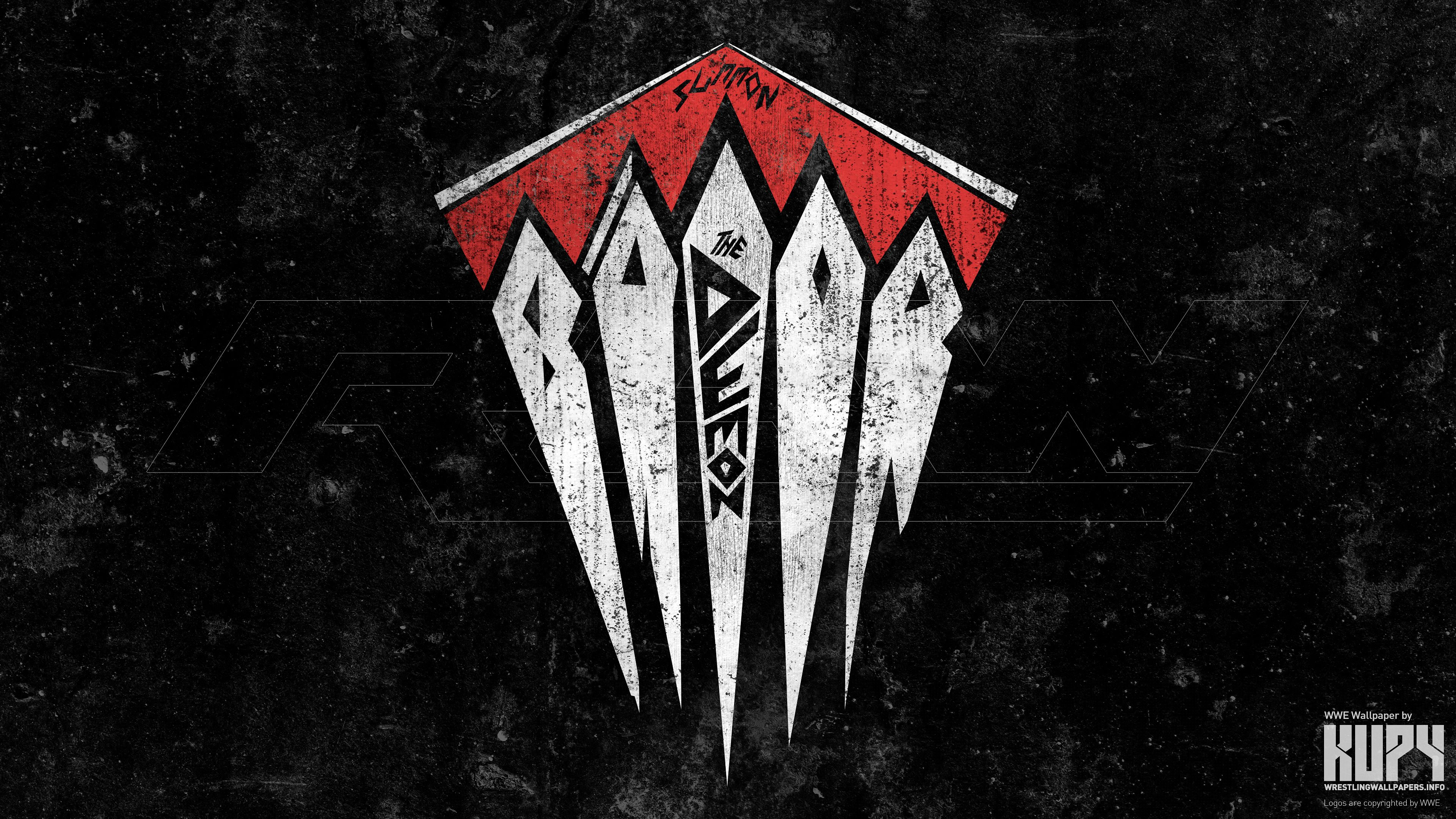 WWE Finn Balor's teeth Logo Wwe logo, Finn balor logo