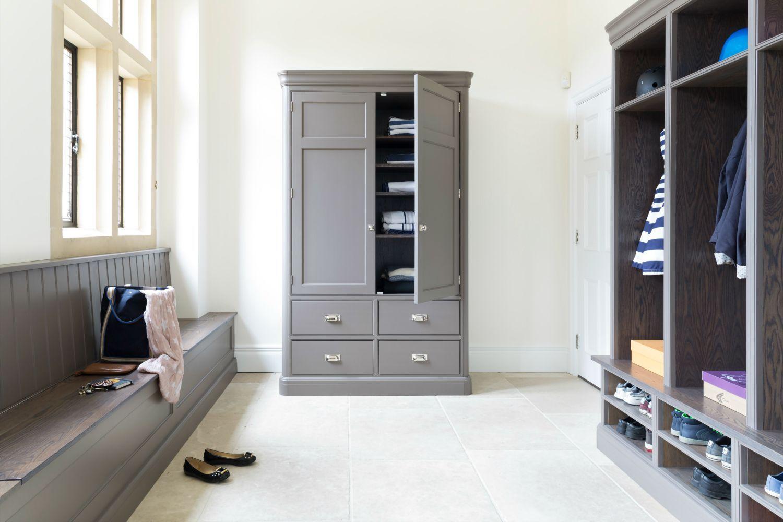 Boot Room - Luxury Bespoke Kitchen Design - Ascot, Berkshire ...