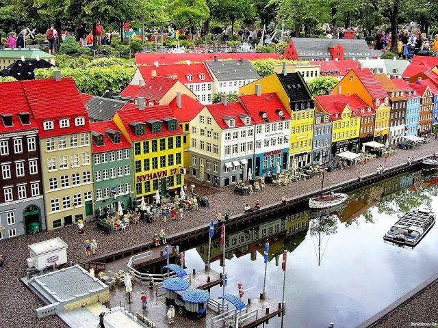 Legoland Billund (Billund Denmark) (met afbeeldingen