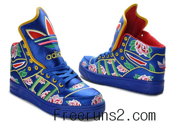Adidas Jeremy Scott herr