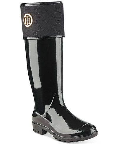 3a2de9c465a3 Tommy Hilfiger Shiner Rain Boots