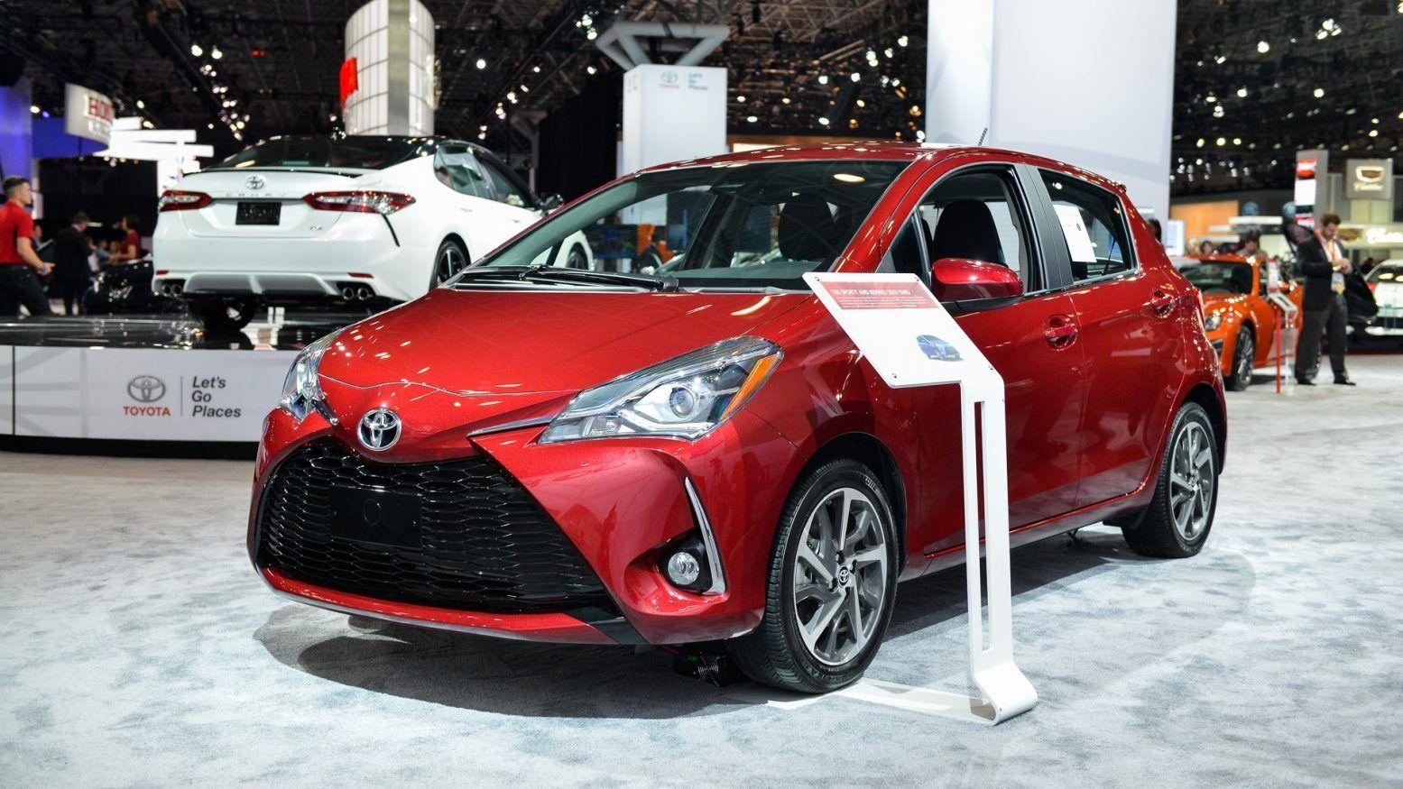2020 Toyota Yaris Review Design Release Date Cost Engine Photos Dengan Gambar