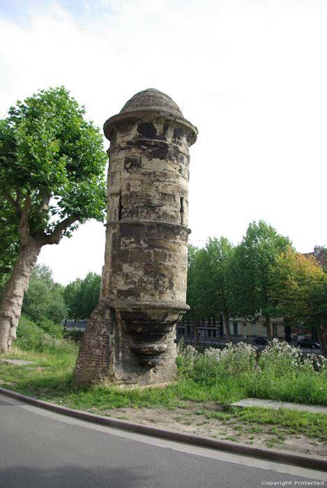 Omwallingstorentje - Peperbus GENT foto