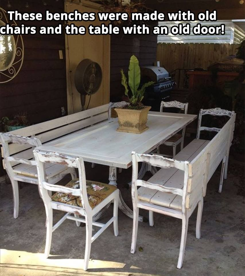 Farm table wood works in pinterest refurbished furniture