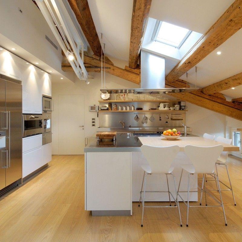 Cuisine de r ve menzo architettura design interior for Wohnungseinrichtung planer