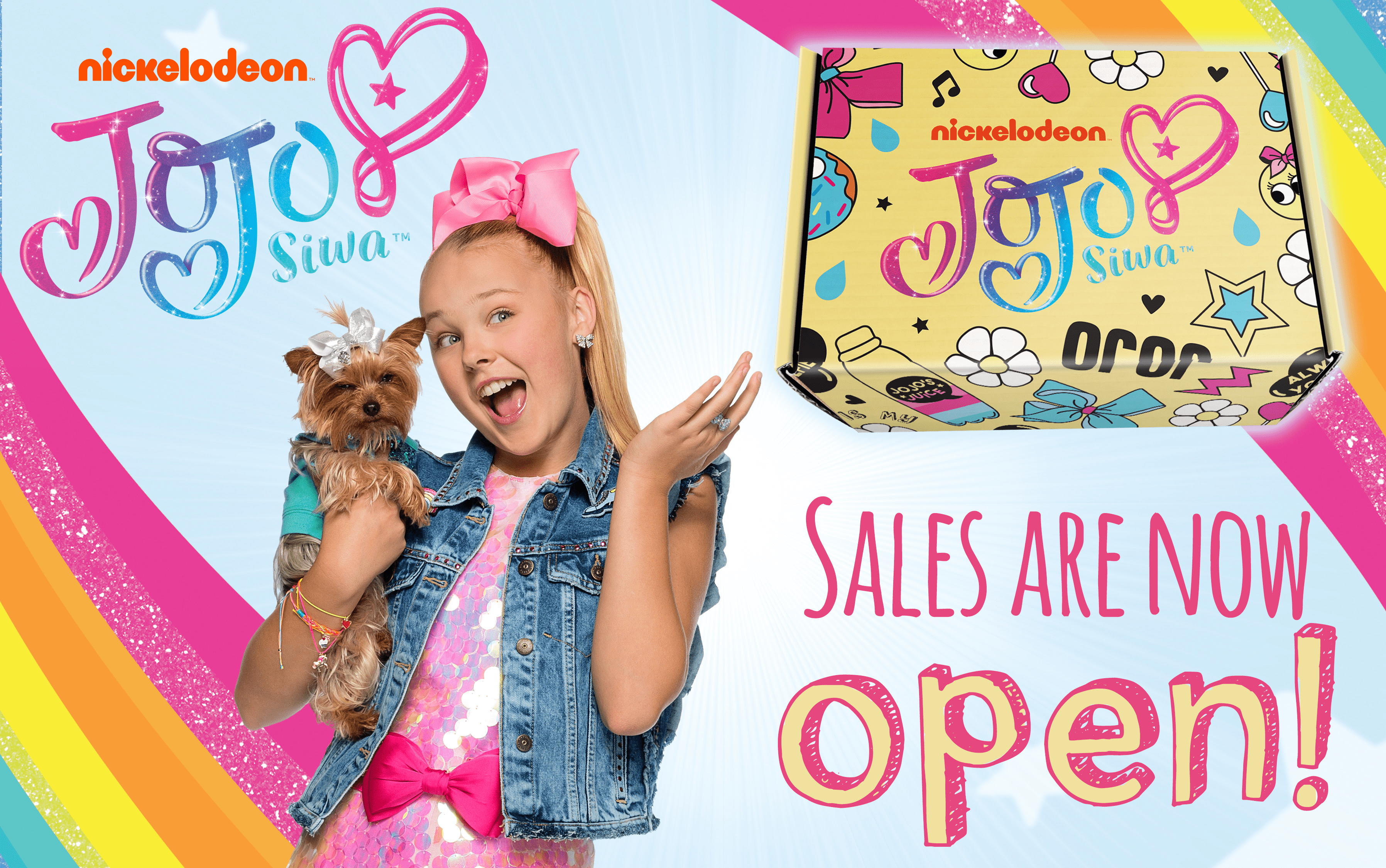 The Jojo Siwa Spring 2018 Box Available Now Subscription