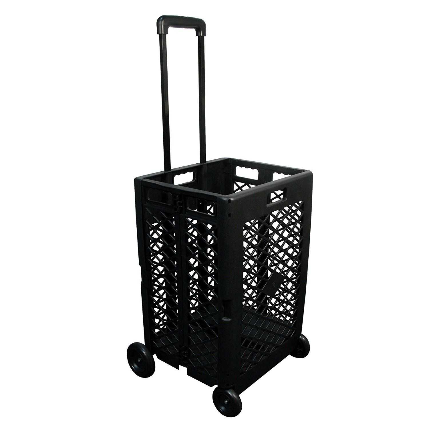 Olympia Tools 85 404 Pack N Roll Mesh Rolling Cart Service Carts