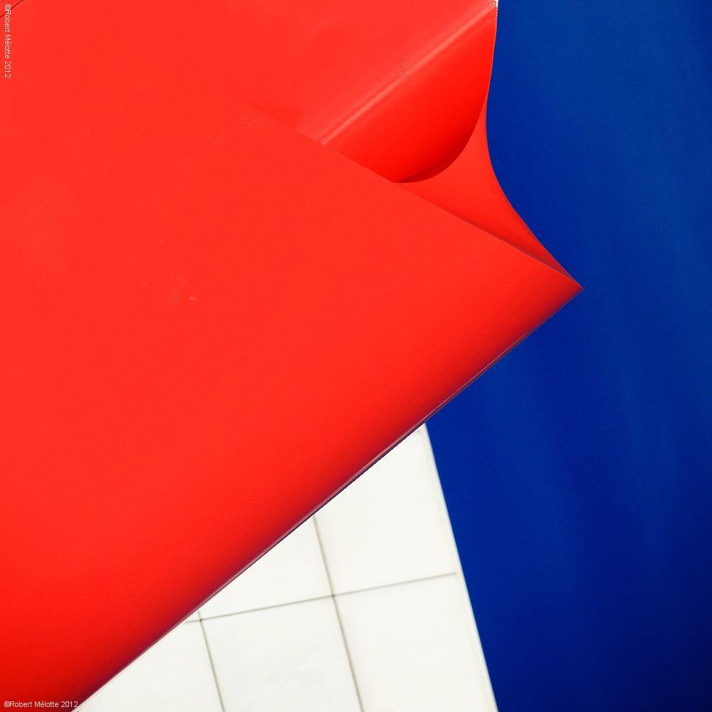 Bleu, blanc Et rouge...