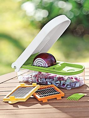 Dice And Slice Chopper Progressive Chopper And Vegetable Dicer