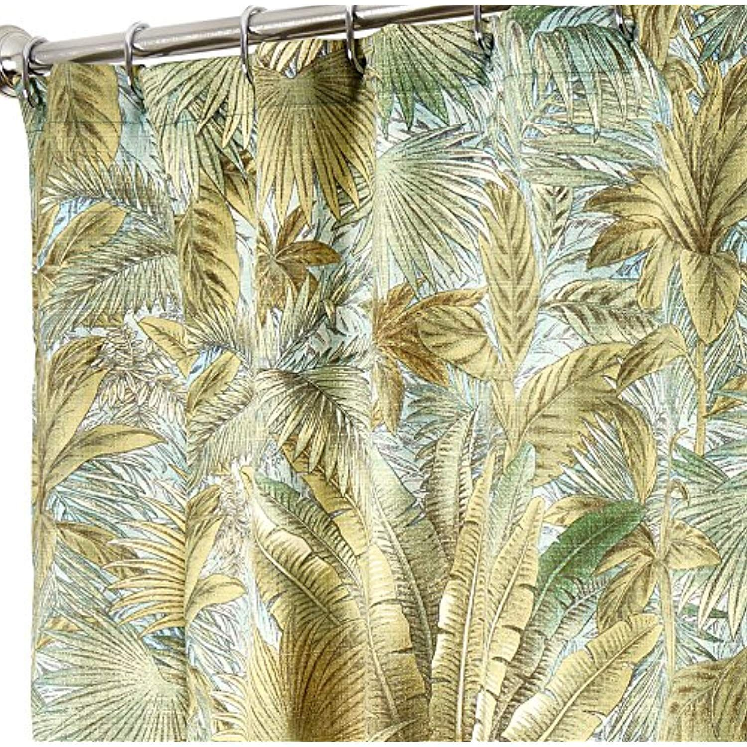 extra long shower curtains tommy bahama