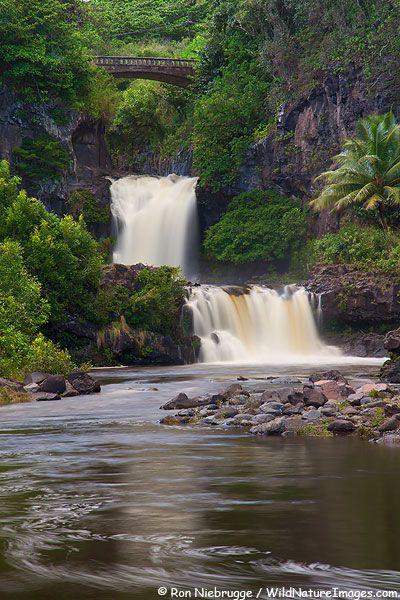 Seven Sacred Pools Picture Haleakala National Park Maui Photos National Parks