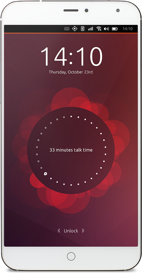 Ubuntu Phone lineup