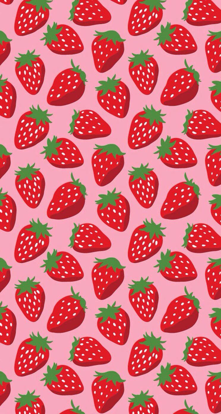 Cute Fruit Iphone Wallpaper