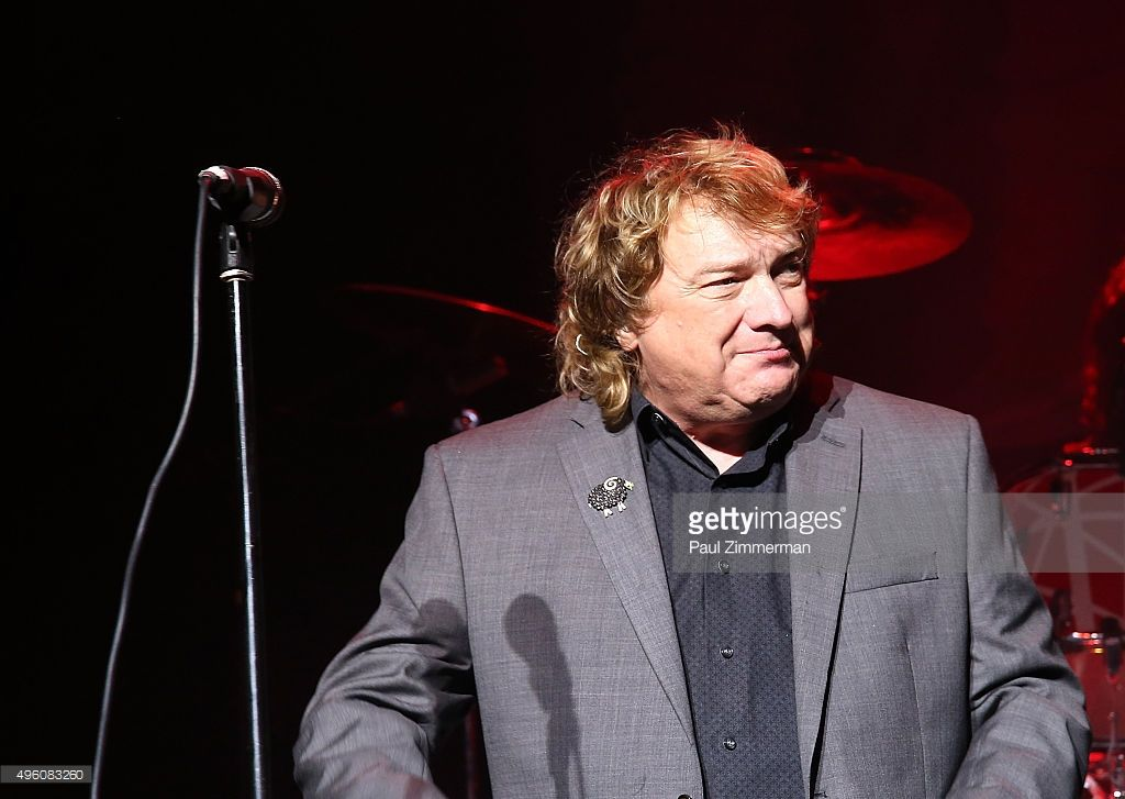 Lou Gramm Performs At The U0027I Want My Concert At The Theater At Madison  Square Garden On November 2015 In New York City.
