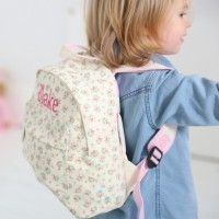 Ditsy Print Backpack | My 1st Years