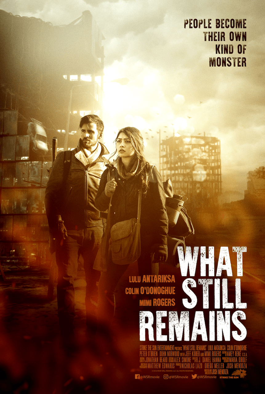 What Still Remains Review, An Apocalyptic Thriller The
