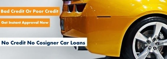 Car Loans For No Credit And No Cosigner Car Loans Car Loan