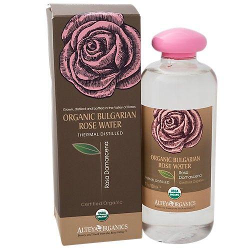 Alteya Organics Organic Bulgarian Rose Water Thermal Distilled 17 Fluid Ounces Liquid Bulgarian Rose Water Rose Water Bulgarian Rose