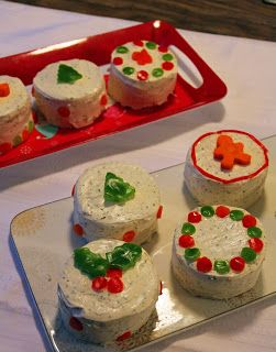 "Jo and Sue: Mini Smorgastartas (Sandwich ""cakes"" for Christmas lunch)"