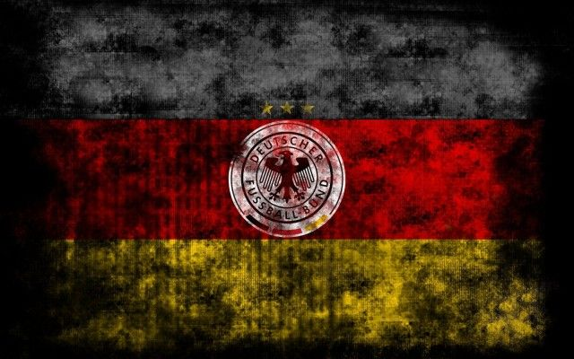 Germany Flag Wallpaper HD Background