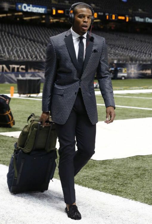 0a0774162 Cam Newton s Best Off The Field Fashion