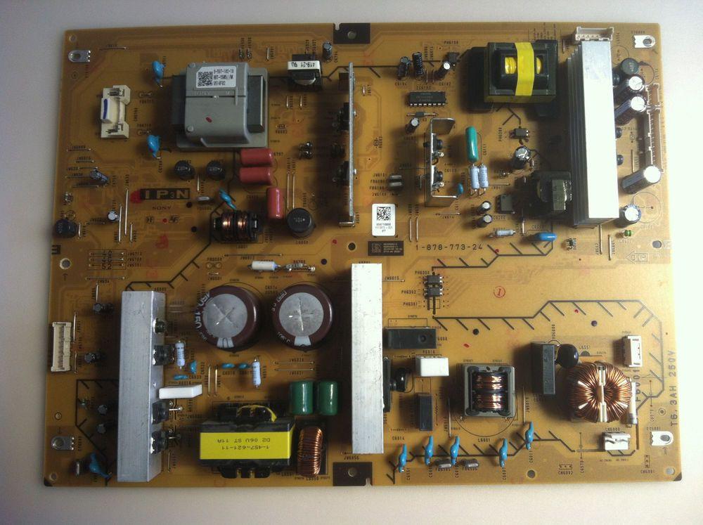 Sony 8 597 108 00 Ip3n Board 1 878 773 23 For Kdl 52ve5 Y